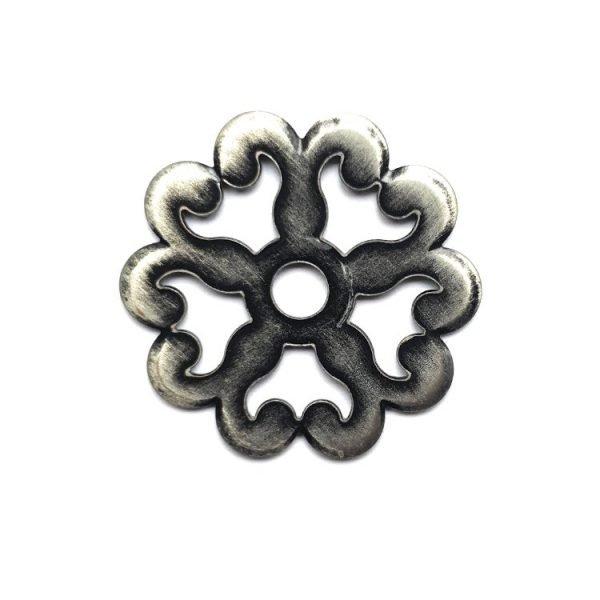 Backplates for Antique Steel, Bronzes de France Knobs & Handles