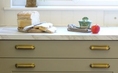 3 Reasons to Choose Brass Kitchen Handles