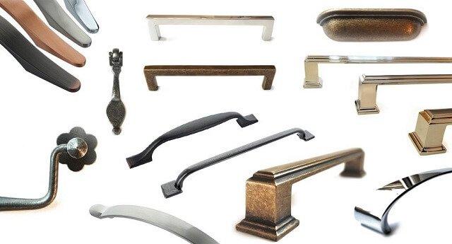cabinet handles sizes 1